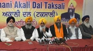 Sekhwan, who was in Ludhiana to welcome All India Sikh Students Federation (AISSF) state president Tajinder Singh Sandhu into the party fold, said a meeting between the two parties to be held on Sunday was called off.