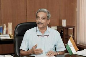 Goa chief minister Manohar Parrikar died on Sunday evening at his home in Dona Paula.