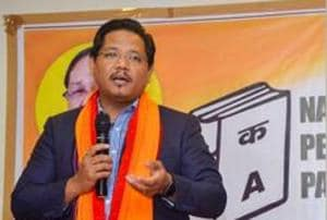 Meghalaya Chief Minister and National People's Party (NPP) chief Conrad K Sangma  said there would be no pre-poll alliance with the BJP.