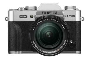 Fujifilm X-T30 is priced at Rs 74,999 for the body only.