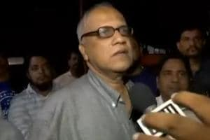 My BJP entry rumours planted by vested interests: Digambar Kamat