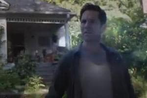 Scott Lang in a still from the new Avengers Endgame trailer.