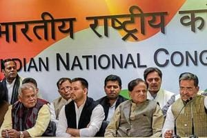 Amid reports of discontent over allocation of seats among its allies, the Grand Alliance (GA) postponed its Sunday's scheduled meeting to resolve the issue before launching the campaign for Lok Sabha elections in Bihar.