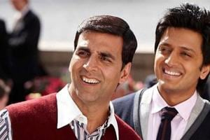 Akshay Kumar and Riteish Deshmukh have worked together in several film including Housefull series and Hey Baby!