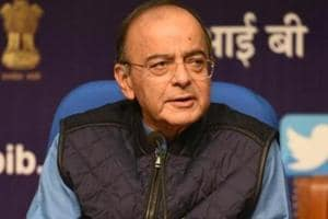 Arun Jaitley blamed the 10-year- rule of the United Progressive Alliance (UPA) for accumulation of huge non-performing assets (NPAs) of public sector banks.