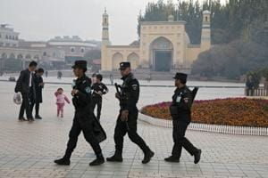 China's fight against terrorism and extremism is an important part of the same battle, the white paper said.