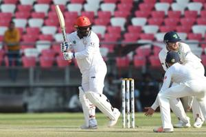 Afghanistan vs Ireland, only Test, Day 4: Live score and updates