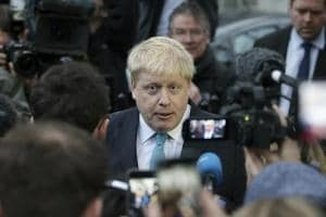 Boris Johnson says it's not too late for 'real change' on Brexit deal