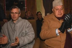 National Conference president Farooq Ahmad has said he will fight the 2019 Lok Sabha Elections while his son, Omar Abdullah, will be the party's CM candidate in Jammu and Kashmir.