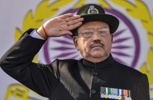 """Ajit Doval paid tributes to the 40 jawans killed in Pulwama, and said it was a """"very sad accident"""" and said the country will always be indebted to these personnel and their families."""