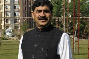Jugal Kishore Sharma is the BJP member of parliament from the Jammu-Poonch Lok Sabha constituency.