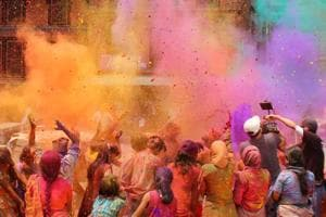 Have a happy and safe Holi.