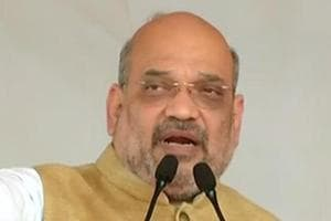 Amit Shah targets Rahul Gandhi over police action against 'techies'
