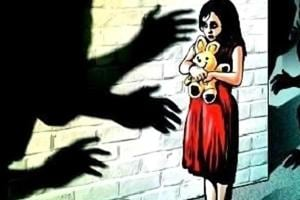 Three masked men on Monday barged into the house of an 18-year-old mentally challenged girl at Jamalpur here and took turns to rape her. (Representative Image)
