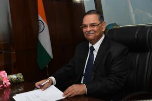Rishi Kumar Shukla, director of Central Bureau of Investigation.