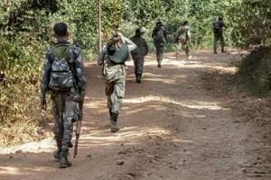 As soon as a team of CoBRA personnel entered the forest area theMaoists started firing following which the jawans also fired in retaliation.