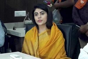 Ravindra Jadeja's wife Rivaba eyes BJP ticket from Gujarat's Jamnagar