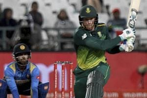 Follow South Africa vs Sri Lanka 1st T20I in Cape Town Live Score and Updates here.