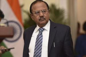 National Security Adviser Ajit Doval.