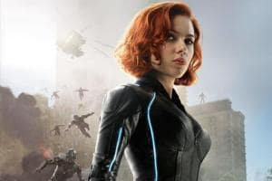 Scarlett Johansson first appeared as Black Widow in Iron Man 2.