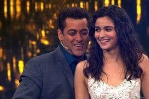 Salman Khan and Alia Bhatt will team up for the first time with Inshallah.