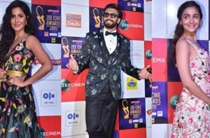 Florals ruled the red carpet at the Zee Cine Awards 2019.