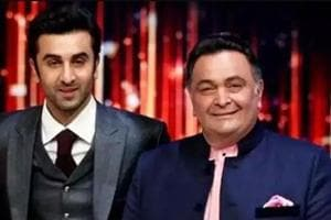 Ranbir Kapoor opens up on an update on his dad health.