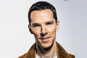 Acrtor Benedict Cumberbatch has been announced as the brand ambassador for MGIndia.