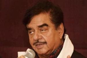 Lok Sabha MPShatrughan Sinha may be facing Union minister Ravi Shankar Prasad at his Patna Sahib Lok Sabha constituency in the parliamentary polls on May 19.