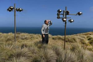 Photos: Remote Cape with 'world's cleanest air' offers smog respite