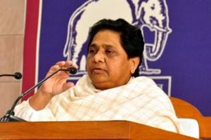 Mayawati says she won't contest Lok Sabha elections