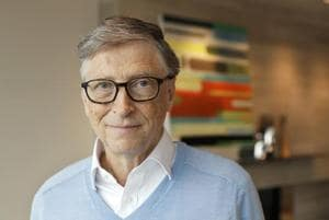 Gates has donated more than $35 billion to the Bill & Melinda Gates Foundation and said he intends to give away at least half of his wealth.