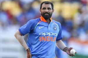 File image of India cricketer Mohammed Shami.