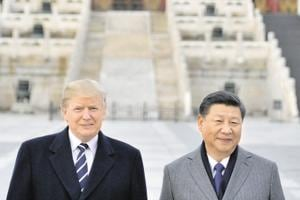 Though unstated, there is no doubt that the natural slowdown in the economy is being exacerbated by the continuing the US-China trade war. President Donald Trump has extended the deadline on imposition of 25% tariffs on nearly $500 billion of Chinese exports to the US in recognition that progress was being made in ongoing trade negotiations