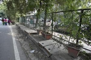 With barrier-free footpaths, DU is a pedestrian's dream