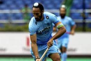 File image of former India hockey captain Sardar Singh