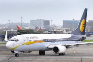 Shares of Jet Airways Ltd dropped about 7 percent on Wednesday as the company's distress aggravated after the  government called for an emergency meeting to discuss the cash-strapped carrier's woes.