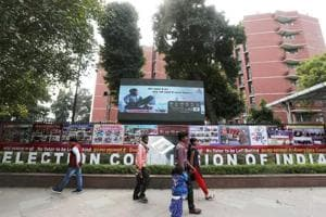 The Election Commission Tuesday asked political parties and religious leaders to refrain from using places of worship for propaganda during the Lok Sabha polls.