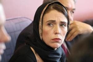 New Zealand Prime Minister Jacinda Ardern met representatives of the Muslim community at Canterbury refugee centre in Christchurch, New Zealand on March 16, 2019.