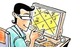 The astrologers  claim they review the solar and lunar phases of their clients and calculate their positive and negative impacts before forecasting the outcome of their efforts in the upcoming elections .