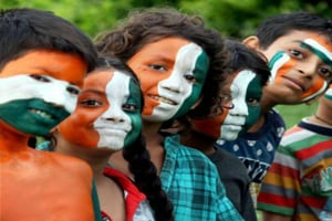 India figured among the lowest 20 of the 156 nations ranked on this year's UN World Happiness Report.