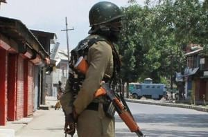 Three CRPF personnel were killed Wednesday after a colleague allegedly fired at them after an altercation at their camp in Jammu and Kashmir.