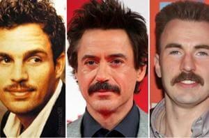 Who wore it better? Mark Ruffalo, Robert Downey Jr or Chris Evans?
