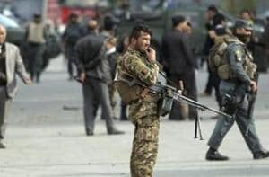 The defence ministry said in a post on twitter that three rockets were fired at civilian homes and Nowruz gatherings.