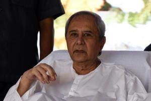It is for the fifth time Patnaik filed his nomination from Hinjili for the assembly elections during his political career.