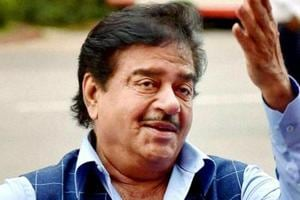 Shatrughan SinhaSinha is a two-time sitting MP from Patna Sahib Lok Sabha seat.