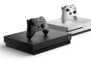 When launched, the disc-free Xbox One S will come bundled with games like Forza Horizon 3, Sea of Thieves, and Minecraft