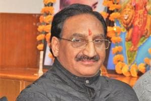 Former Uttarakhand CM and sitting MP Ramesh Pokhriyal Nishank has been fielded by the BJP once again from the Haridwar Lok Sabha constituency.