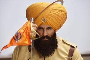 Kesari movie review: This Akshay Kumar film is based on the historical battle of Saragarhi.