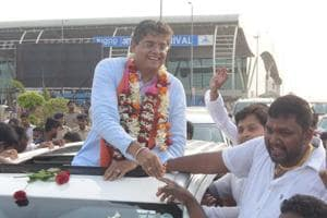 Baijayant Panda was forced out of the ruling BJD following growing differences with chief minister Naveen Patnaik but sprang a surprise early this month when he joined the Bharatiya Janata Party.
